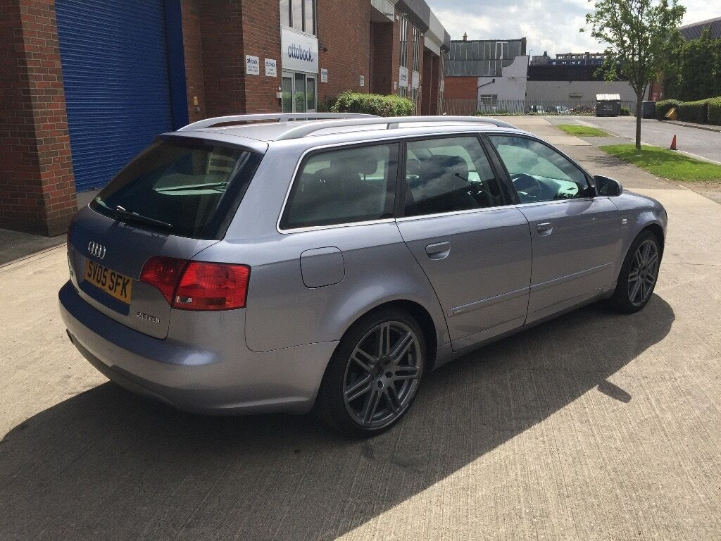 audi a4 b7 avant estate 2 0 tdi 140 in harehills west yorkshire gumtree. Black Bedroom Furniture Sets. Home Design Ideas