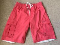Weird fish men's shorts never worn