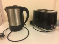 Toasters and kettle