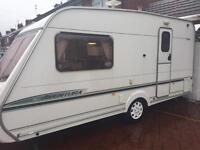 Abbey adventura 315 2004 caravan REDUCED!!!