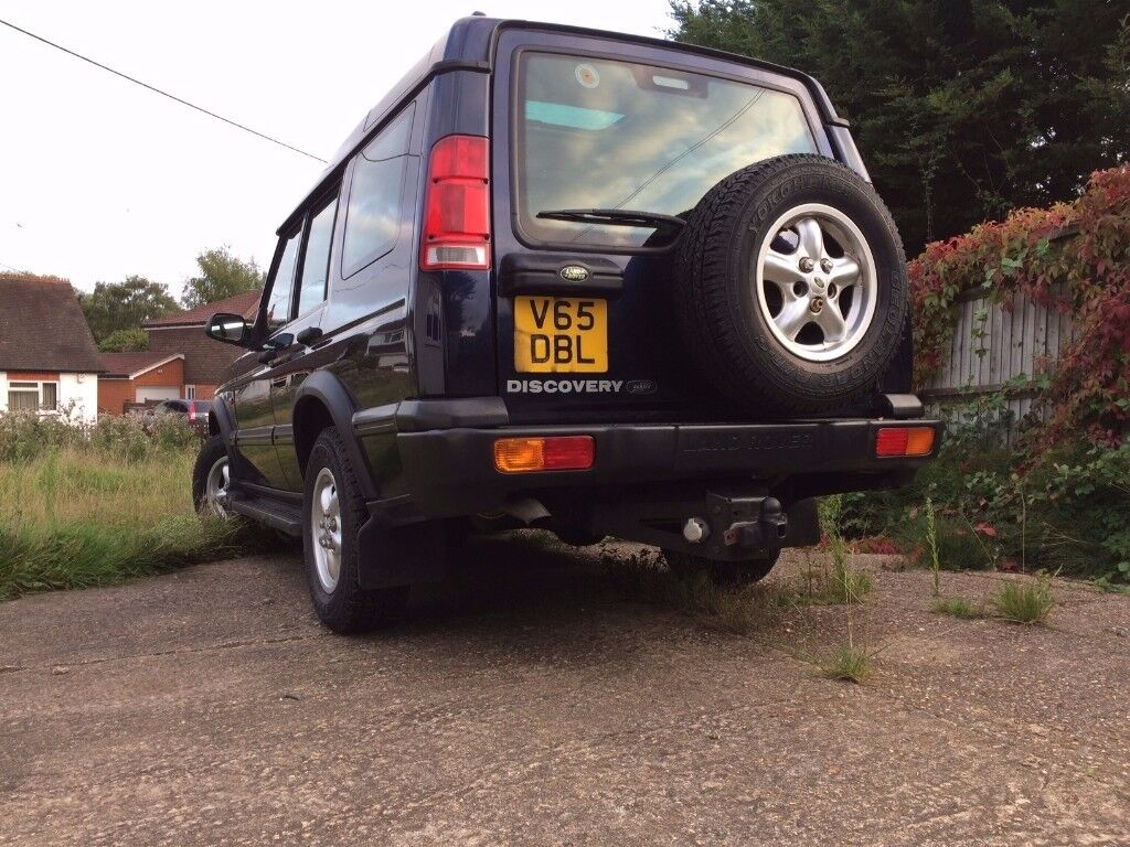 Land Rover discovery 2, engine rebuilt