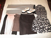 Ladies Clothes Bundle sizes mostly 8 and 10