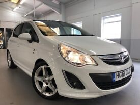 Vauxhall Corsa 1.4 i 16v SRi 5dr (a/c) £0 DEPOSIT FINANCE AVAILABLE