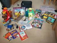 Kids Toys DVDs jigsaw books OFFERS WELCOME