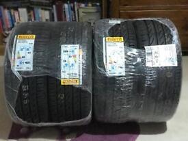 4x Pirelli PZero Nero Tyres 205/45/16 Genuine