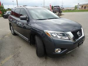 2014 Nissan Pathfinder SL / NAV / LEATHER / AWD Cambridge Kitchener Area image 6