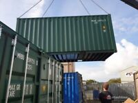 Shipping container available to rent for storage in Hayle (TR2) - 160 Sq Ft