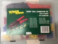 Tower's Crimp Tool Connector Kit