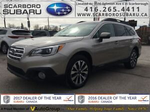 2015 Subaru Outback 3.6R Limited PKG, FROM 1.9% FINANCING AVAILA