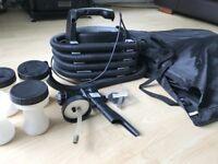 Professional use HV5008 Spray tan machine including pop-up tent etc.
