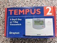 Tempus 2 timeswitch 7 day