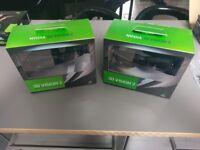 Nvidia 3D Vision 2 Kit (2 x pairs of glasses)