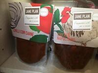 Jane plan food