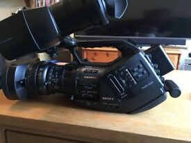 Sony PMW-EX3 Camcorder. LOW HOURS only 300 hours, good condition.