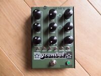 Grendel Drone Commander Classic Pedal synth