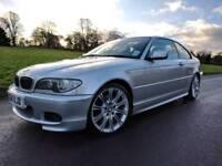 BMW 330Cd M Sport **HUGE SPEC**