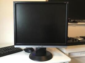 """19"""" ViewSonic monitor"""