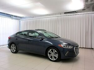 2017 Hyundai Elantra IT'S A MUST SEE!!! SEDAN w/ FRONT & REAR HE