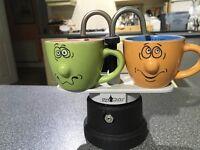 Small espresso coffee maker
