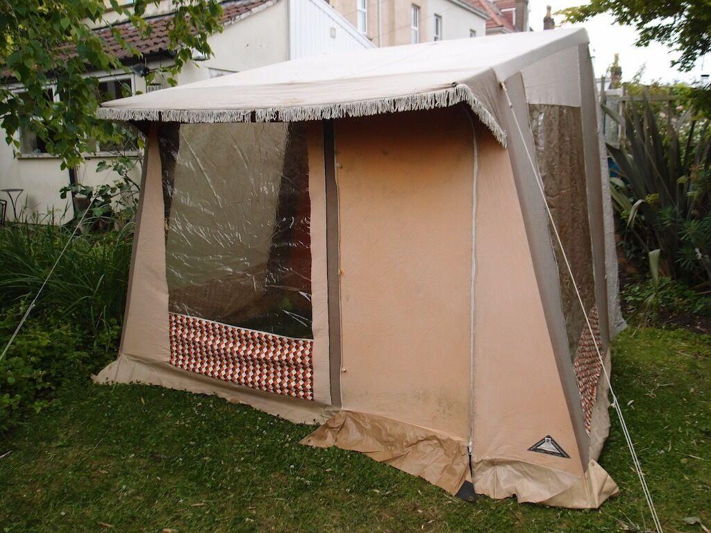 Campervan Awning Vintage For Vw T2 Or Similar In Gloucester Road