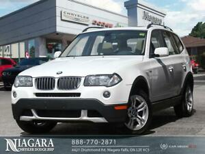 2008 BMW X3 LEATHER | CLEAN VEHICLE