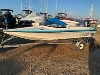 15ft Speedboat With 50HP Yamaha Outboard