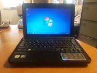 Samsung Netbook N130 intel Atom Inside 1.60 Ghz/1GB Ram/160 GB Hdd Win 7 pro