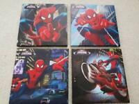 Spiderman canvas pictures