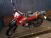LEARNER LEGAL Yamaha XT 125 X Good Condition Ready to Ride MOT Till 23 October 2017
