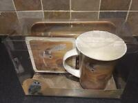 Owl Mug Set