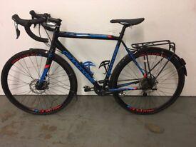 Cannondale CAADX Tiagra Disc 2016 Cyclocross Bike. 56cm