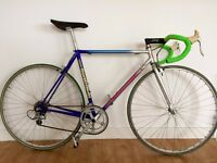 Graham weigh Vintage retro road racer racing bike