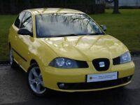 ONLY 62K***Seat Ibiza 1.8 20v Turbo FR 3dr **12 MONTH MOT***FSH** £0 DEPOSIT FINANCE AVAILABLE****
