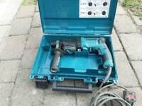Makita sds drill 240v