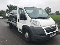 vehicle recovery, best price guaranteed. Essex