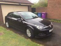 Vauxhall Astra 1.6L twinport - £800 - black - 3 door - 6 months mot