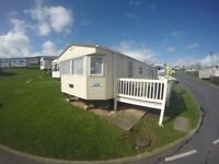 4 Bedroom Caravan for Hire at Devon Cliffs
