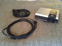 Benq projector with extras