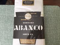 White 100% Cotton Sheets