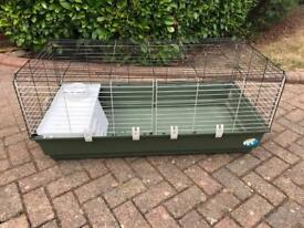 Large indoor rabbit / guinea pig cage