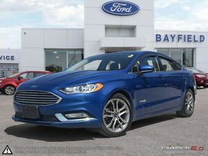 2017 Ford Fusion Hybrid SE |HEATED SEATS|NAVIGATION|APPEARANC...