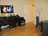 Rooms in 3 bedroom flat to rent