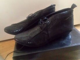 BRAND NEW genuine leather shoes with box