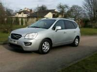 For sale Kia Carens 7 SEATER DIESEL AUTO 12 MONTH MOT PX AVAILABLE