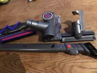 Dyson Car cleaning set or Rotary Pet inc upholstery or flexi long reach 5 x new, unused accessories