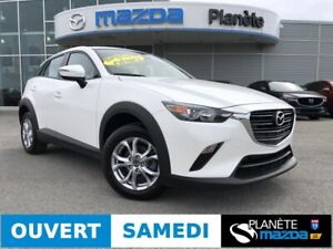 2019 Mazda CX-3 2WD GS GS AUTO AIR MAGS NAV LINER