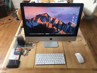 iMac 4K with 3.1 quad core i5 + 1TB space & 8GB DDR3 RAM