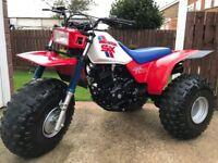 Honda ATC 250SX Trike Big Red Quad ATV Yamaha Tri z Kawasaki Kxt Raptor Suzuki Lt 450 660 700 - KTM