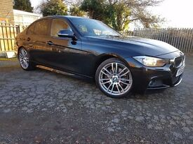 BMW 3 Series M Sport - Diesel, Automatic - Start/Stop -TOP SPECS- 20,724 Miles -Full Service History