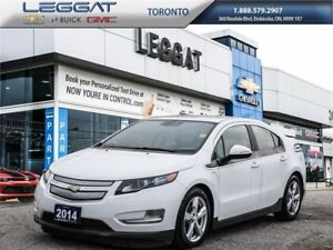 2014 Chevrolet Volt Electric WHY PAY HIGH GAS PRICES?
